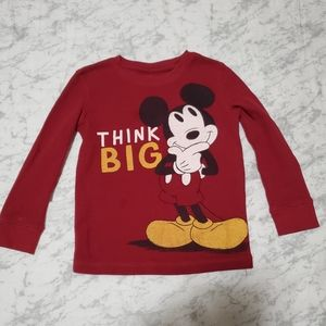 90s Mickey Mouse long sleeve